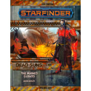 Starfinder Adventure Path 4: Dead Suns Chapter 4: The Ruined Clouds Thumb Nail