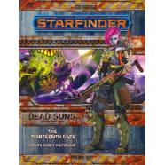 Starfinder Adventure Path 5: Dead Suns Chapter 5: The Thirteenth Gate Thumb Nail