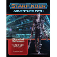 Starfinder Adventure Path 11: Signal of Screams Chapter 2: The Penumbra Protocol Thumb Nail