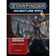 Starfinder Adventure Path 12: Signal of Screams Chapter 3: Heart of Night Thumb Nail