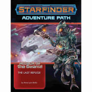 Starfinder Adventure Path 20: Attack of the Swarm! Chapter 2: The Last Refuge Thumb Nail