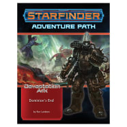 Starfinder Adventure Path 33: Devastation Ark Chapter 3: Dominion's End Thumb Nail