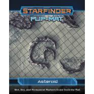 Starfinder Flip-Mat: Asteroid Thumb Nail