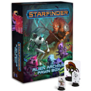 Starfinder Pawns: Alien Archive Pawn Box Thumb Nail