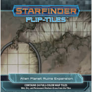 Starfinder Flip-Tiles: City Alien Planet Ruins Expansion Thumb Nail