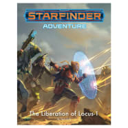 Starfinder Adventure: The Liberation of Locus-1 Thumb Nail