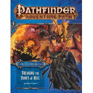 Pathfinder Adventure Path 102: Hell's Rebels Chapter 6: Breaking the Bones of Hell Thumb Nail