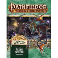 Pathfinder Adventure Path 123: The Ruins of Azlant Chapter 3: The Flooded Cathedral Thumb Nail