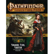 Pathfinder Adventure Path 128: War for the Crown Chapter 2: Songbird, Scion, Saboteur Thumb Nail