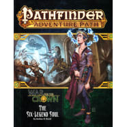 Pathfinder Adventure Path 132: War for the Crown Chapter 6: The Six-Legend Soul Thumb Nail