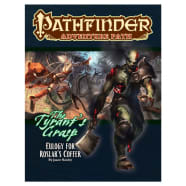 Pathfinder Adventure Path 140: The Tyrant's Grasp Chapter 2: Eulogy for Roslar's Coffer Thumb Nail