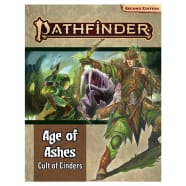 Pathfinder 2nd Edition Adventure Path 146: Age of Ashes Chapter 2: Cult of Cinders Thumb Nail