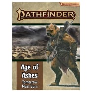 Pathfinder 2nd Edition Adventure Path 147: Age of Ashes Chapter 3: Tomorrow Must Burn Thumb Nail