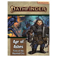 Pathfinder 2nd Edition: Age of Ashes Chapter 4: Fires of the Haunted City Thumb Nail