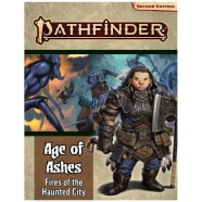 Pathfinder 2nd Edition Adventure Path 148: Age of Ashes Chapter 4: Fires of the Haunted City Thumb Nail