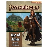 Pathfinder 2nd Edition Adventure Path 150: Age of Ashes Chapter 6: Broken Promises Thumb Nail