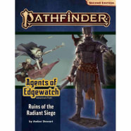 Pathfinder Adventure Path (Second Edition): Ruins of the Radiant Siege (Agents of Edgewatch 6 of 6) Thumb Nail