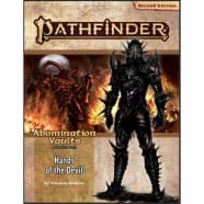 Pathfinder Adventure Path (Second Edition): Hands of the Devil (Abomination Vaults 2 of 3) Thumb Nail