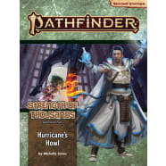 Pathfinder Adventure Path (Second Edition): Hurricane's Howl (Strength of Thousands 3 of 6) Thumb Nail
