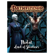 Pathfinder Campaign Setting: Nidal, Land of Shadows Thumb Nail