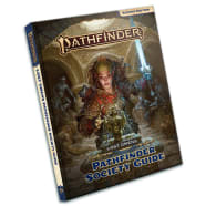 Pathfinder 2nd Edition: Lost Omens - Pathfinder Society Guide Thumb Nail