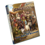 Pathfinder 2nd Edition: Lost Omens - The Grand Bazaar Thumb Nail