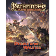 Pathfinder Player Companion: People of the Wastes Thumb Nail
