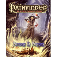 Pathfinder Player Companion: Potions & Poisons Thumb Nail