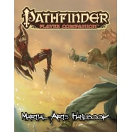 Pathfinder Player Companion: Martial Arts Handbook Thumb Nail
