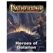 Pathfinder Player Companion: Heroes of Golarion Thumb Nail