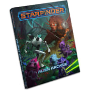 Starfinder Roleplaying Game: Alien Archive Thumb Nail