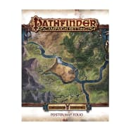 Pathfinder Campaign Setting: Ironfang Invasion Poster Map Folio Thumb Nail