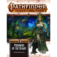 Pathfinder Adventure Path 119: Ironfang Invasion Chapter 5: Prisoners of the Blight Thumb Nail