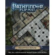 Pathfinder Flip-Mat: Haunted House Thumb Nail