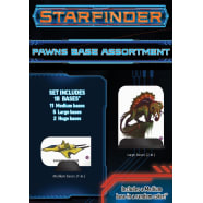 Starfinder Pawns: Base Assortment Thumb Nail