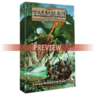 Talisman Adventures RPG: Playtest Guide Thumb Nail