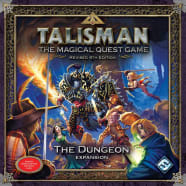 Talisman Revised 4th Edition: The Dungeon Expansion Thumb Nail