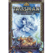 Talisman Revised 4th Edition: The Frostmarch Expansion Thumb Nail