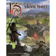 13th Age: Eyes of the Stone Thief Hardcover Thumb Nail