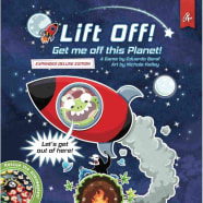 Lift Off! Get Me Off This Planet! - Expanded Deluxe Edition Thumb Nail
