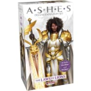 Ashes: Rise of the Phoenixborn - The Laws of Lions Deluxe Expansion Thumb Nail