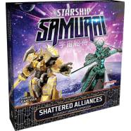 Starship Samurai: Shattered Alliances Expansion Thumb Nail