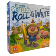 Imperial Settlers: Roll & Write Thumb Nail