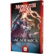 Monolith Arena: Academics Expansion Thumb Nail