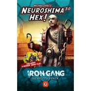 Neuroshima Hex 3.0: Iron Gang Hexpuzzles Pack Thumb Nail