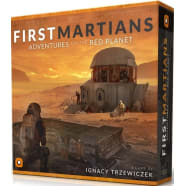 First Martians: Adventures on the Red Planet Thumb Nail
