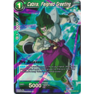 Cabira, Feigned Greeting (Prerelease Promo) Thumb Nail