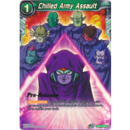 Chilled Army Assault (Prerelease Promo) Thumb Nail