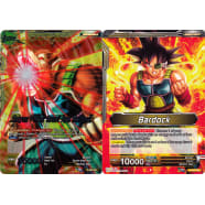 Saiyan Power Great Ape Bardock / Bardock Thumb Nail