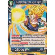 Bursting Energy Super Saiyan Vegito Thumb Nail